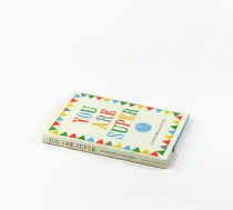 You Are Super Notecards by Sarah Neuburger The Small Object Chronicle Books Notecard Set