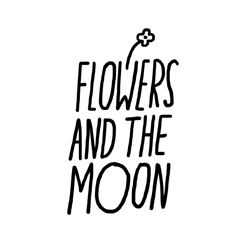 Sarah Neuburger Atlanta Illustrator Hand Drawn Logo Lettering Branding Illustration Flowers Moon 1