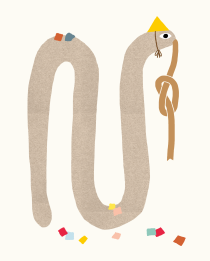tongue tied party snake2