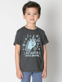 Sarah Neuburger Atlanta Illustrator Drawing Unicorn Spirit Animal Treehouse Kid Craft Branding T Shirt Design Mockup