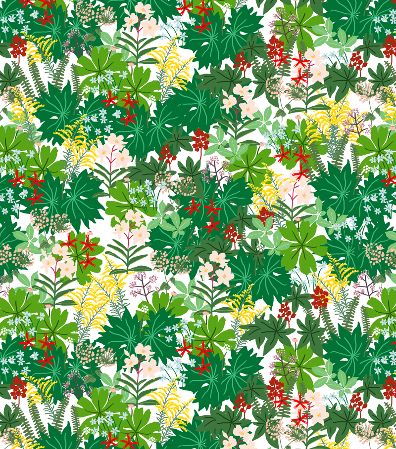 floral-jungle-pattern