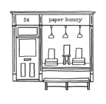 Sarah Neuburger Atlanta Illustrator Paper Bunny Store Drawing Illustration Store